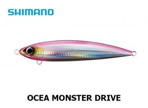 SHIMANO OCEA MONSTER DRIVE 220F 05T Silhouette Pink
