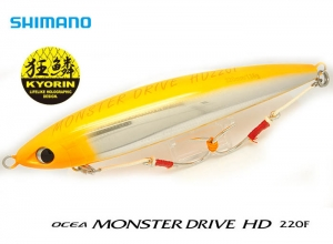 SHIMANO OCEA MONSTER DRIVE HD 220F 005