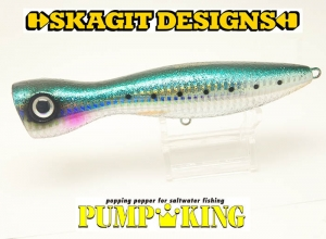 SKAGIT DESIGNS PUMPKING 140 Sardines