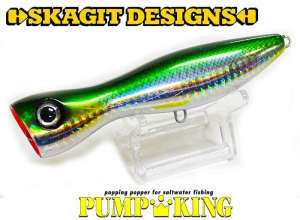 SKAGIT DESIGNS PUMPKING 110 Blue sprat