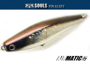 SOULS Beat Wood Air Matic 160-95g  Anchovy