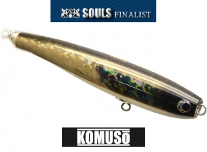SOULS KOMUSO 170-60G CLASS H-Anchovy