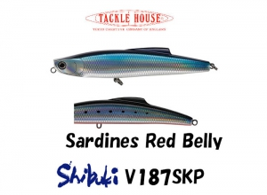 TACKLE HOUSE Shibuki V187skp #06