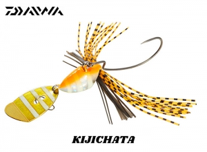 DAIWA KIJICHATA 14.0g / Orange Zebra