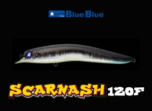 BlueBlue SCARNASH 120F #05