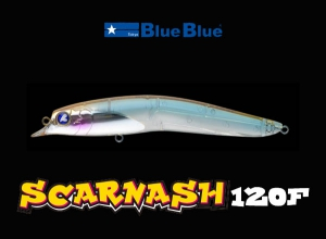 BlueBlue SCARNASH 120F #07