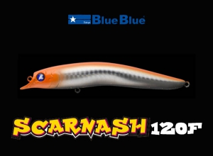 BlueBlue SCARNASH 120F #09