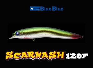 BlueBlue SCARNASH 120F #12