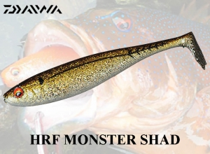 DAIWA HRF MONSTER SHAD / Horse-Mackerel