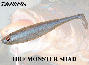 DAIWA HRF MONSTER SHAD / Sea of Japan
