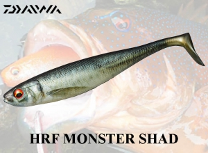 DAIWA HRF MONSTER SHAD / Real-Horse-Mackerel