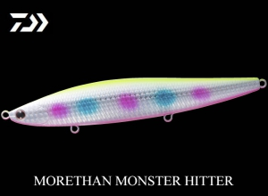 60%OFF DAIWA MORETHAN MONSTER HITTER 156F Sleepless castle