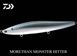 MORETHAN MONSTER HITTER 156F Emerald Sweetfish