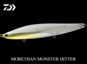 60%OFF DAIWA MORETHAN MONSTER HITTER 156F Lime-Head Small-Bait