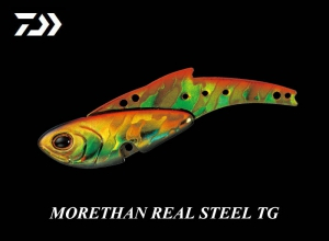 MORETHAN REALSTEEL TG 30g Day-Reaction