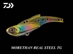 SummerSale MORETHAN REALSTEEL TG 30g Gold-Rainbow