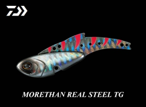 SummerSale MORETHAN REALSTEEL TG 30g Pink-Gigo