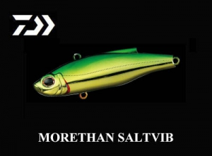 SummerSale MORETHAN SALTVIB 80S Green-Gold