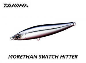 Summer Sale MORETHAN SWITCH HITTER 120S Anchovy-RB