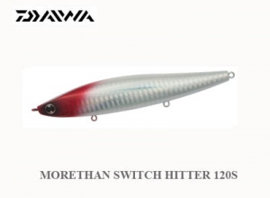 Summer Sale MORETHAN SWITCH HITTER 120S Laser Red Head