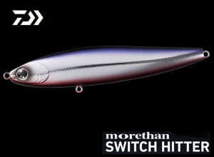 DAIWA MORETHAN SWITCH HITTER DH97S Anchovy Red Belly