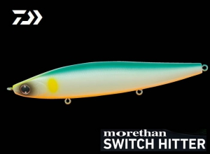 MORETHAN SWITCH HITTER DH97S Emerald Sweetfish