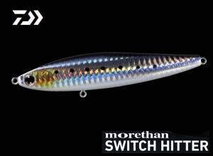 MORETHAN SWITCH HITTER DH97S Laser Sardine