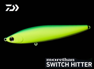 DAIWA MORETHAN SWITCH HITTER DH97S Mat Lime Chart