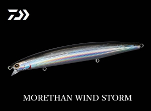 DAIWA MORETHAN WIND STORM 135S Anchovies-Z