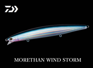 DAIWA MORETHAN WIND STORM 135S Ocean Anchovies