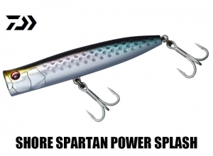 DAIWA SHORE SPARTAN POWER SPLASH 110F Black Back Sardines