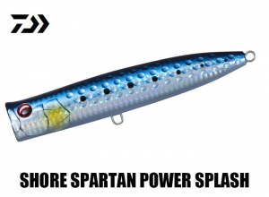 DAIWA SHORE SPARTAN POWER SPLASH 110F Sardines