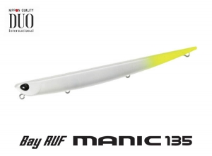 DUO Bay RUF MANIC 135 CCC0559 Alien white CH tail