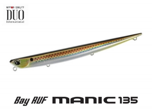 DUO Bay RUF MANIC 135 SMA0036 Flash dotted gizzard shad