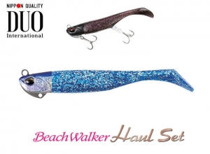DUO Beach Walker Haul Set 21g Blue Black