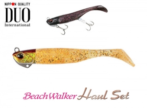 DUO Beach Walker Haul Set 21g Red Gold