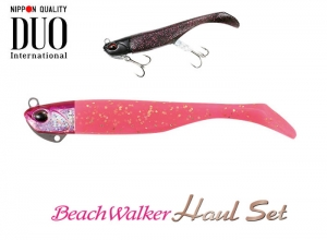 DUO Beach Walker Haul Set 21g Pink Sardines RB