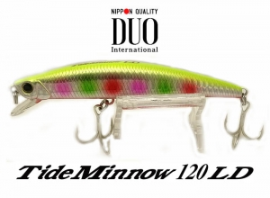 DUO Tide Minnow 120LD Chart Candy