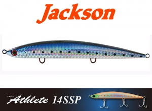 Jackson Athlete14SSP Sinking Pencil / R-Sardines