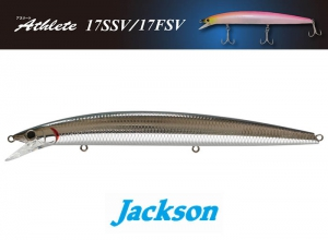 JAKSON Athlete 17FSV Anchovies / Type-Floating