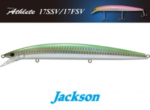 JAKSON Athlete 17FSV Halfbeak / Type-Floating
