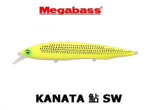 ito ENGINEERING KANATA AYU SW 160 Chart Gizzard Shad