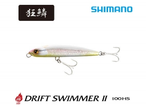 SHIMANO 2020 DRIFT SWIMMER II 100HS 007