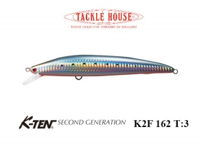 K-TEN SECOND GENERTION K2F 162 T-3 B102