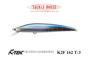 K-TEN SECOND GENERTION K2F 162 T-3 B109