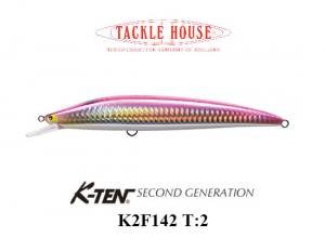 K-TEN SECOND GENERTION K2F 142 T-2 104
