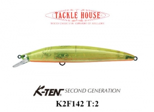 K-TEN SECOND GENERTION K2F 142 T-2 115