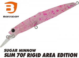 Bassday SUGAR MINNOW SLIM 70F RIGID AREA GG-87
