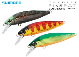 SHIMANO CARDIFF PINSPOT 50S  SET-5 (21T, 22T, 23T)