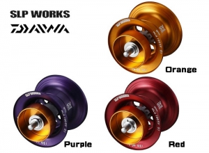 DAIWA SLP WORKS RCSB CT SV700 SPOOL ORANGE